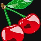 Cherry berry by Deana Greenfield