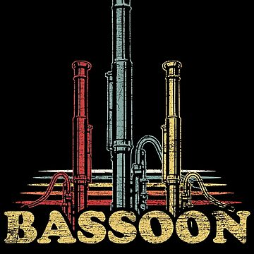 bassoon by GeschenkIdee