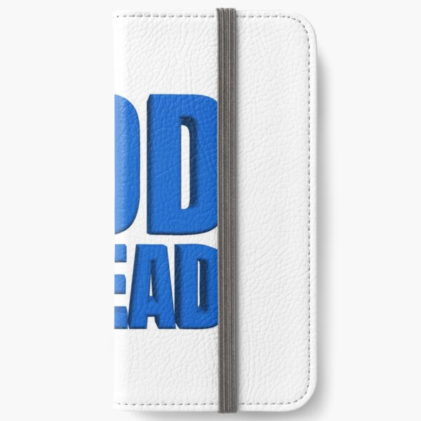 God A Lead (Blue) iPhone Wallet