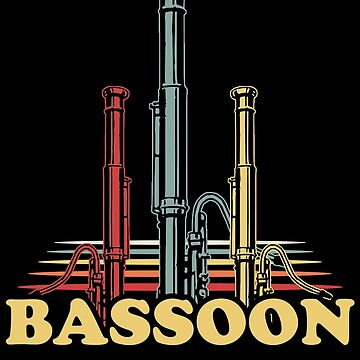 Bassoon orchestra by GeschenkIdee