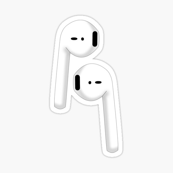 Airpods- Style 1 Sticker