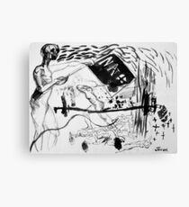 war#11 Canvas Print