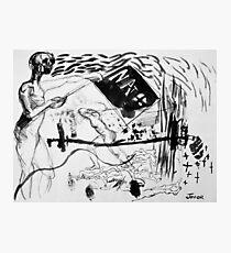war#11 Photographic Print