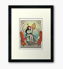 Princess Ozma Tippetarius of Oz Framed Print