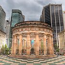 ANZAC Square  • Brisbane • Australia by William Bullimore
