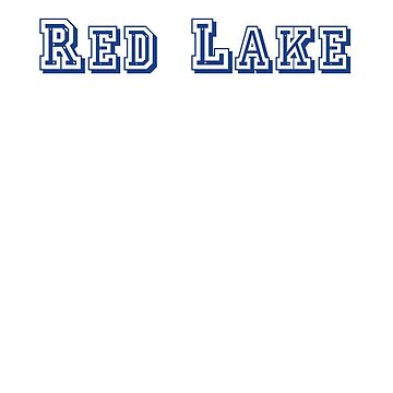 Red Lake by CreativeTs