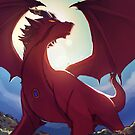 Ancient Dragon Keith by taytei