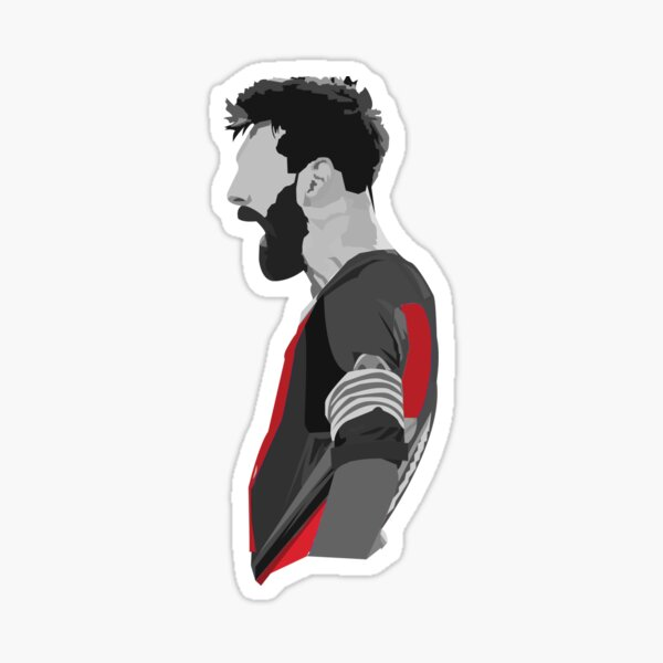 Lionel Messi Sticker