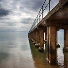 Dromana Pier by Shari Mattox-Sherriff