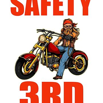 Safety third by TrendJunky