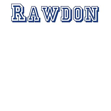 Rawdon by CreativeTs