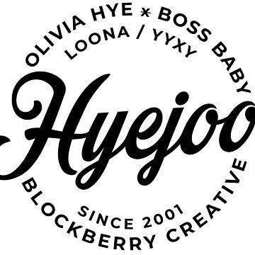 Loona Olivia Hye Badge Design by shopnojams