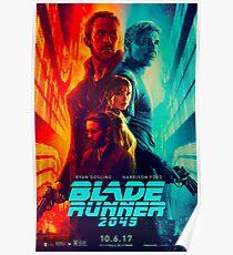 Blade Runner 2049 Movie Poster Poster