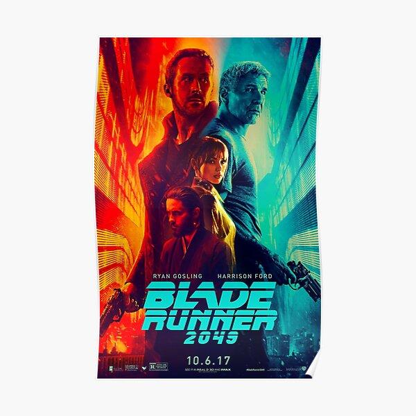 Póster de la película Blade Runner 2049 Póster