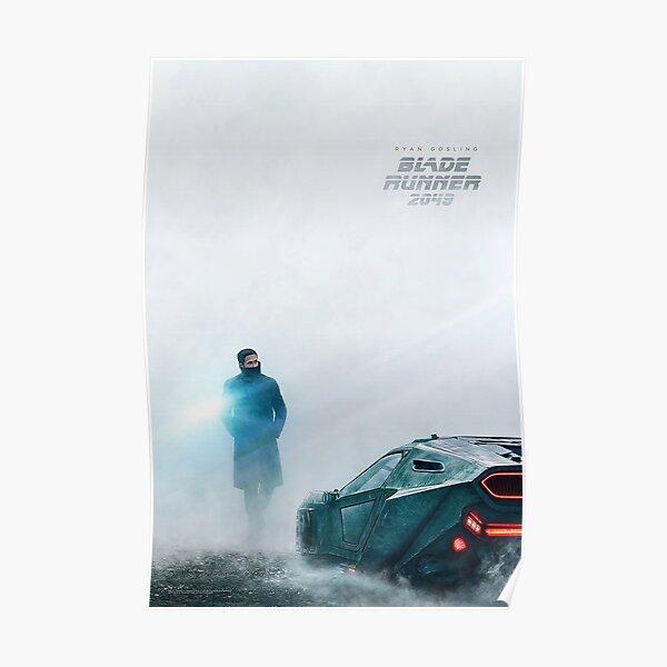 Affiche de film Ryan Gosling Blade Runner 2049 Poster