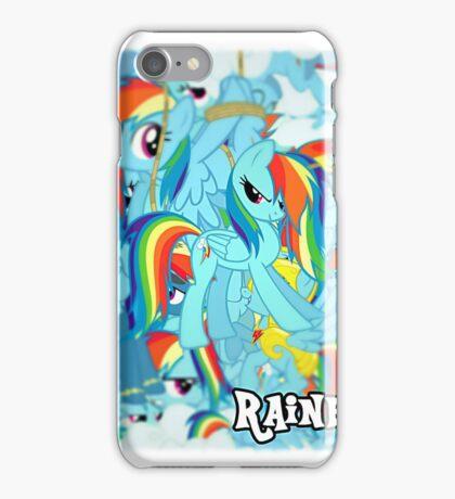 Rainbow Dash 'Splosion iPhone Case/Skin