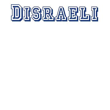 Disraeli by CreativeTs