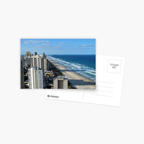 Surfer's Paradise Postcard