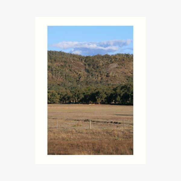 Serpentine, Western Australia Art Print