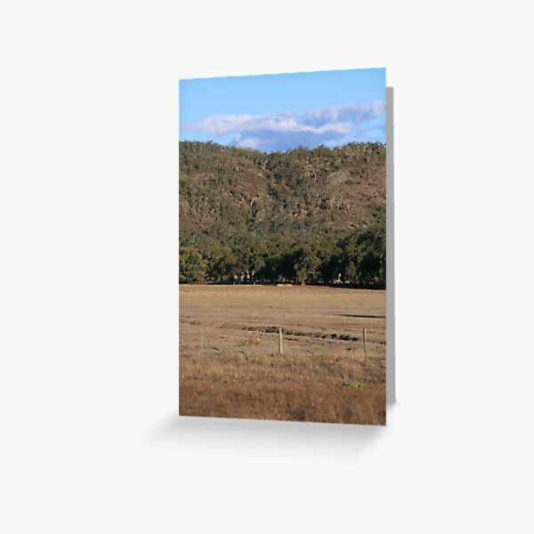 Serpentine, Western Australia Greeting Card