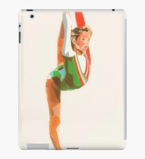 Henrietta Onodi Beautiful Gymnast  iPad Case/Skin