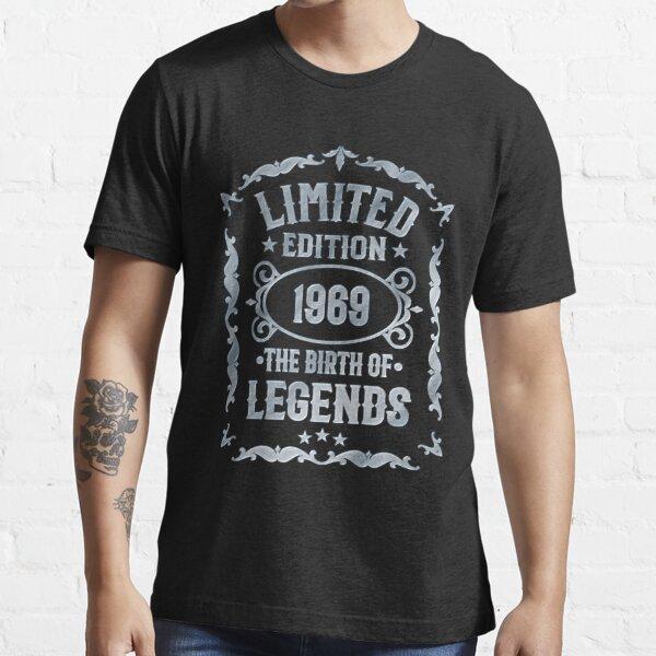 Born 1969 - Legends 50th Birthday T-Shirt Essential T-Shirt