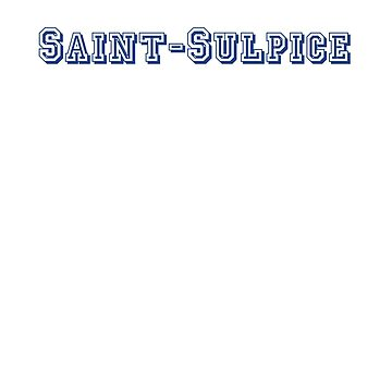 Saint-Sulpice by CreativeTs