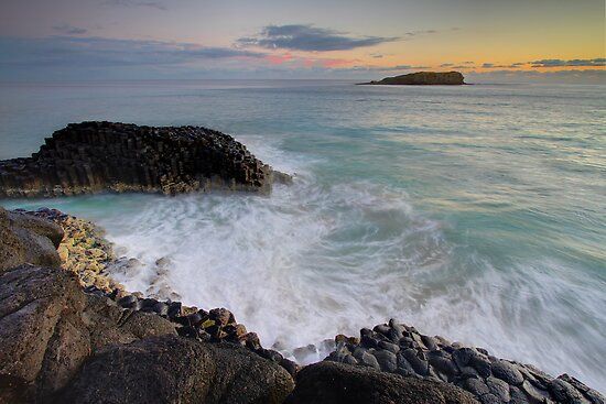Fingal Head by Jason Asher
