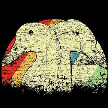 Ducks birds by GeschenkIdee