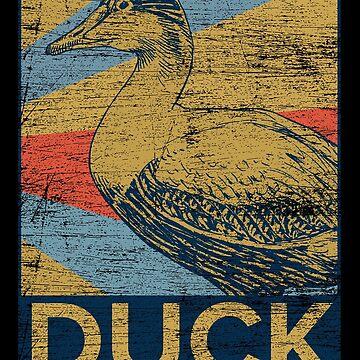 duck by GeschenkIdee