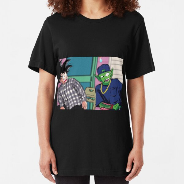 DBZ + Friday Slim Fit T-Shirt