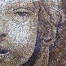 Mosaic in St. Peter's Basilica by Phill Danze
