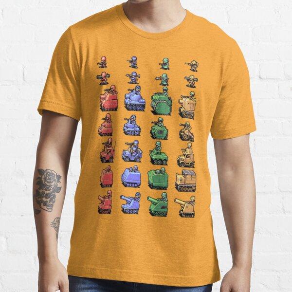 Advance Wars: Unit sheet Essential T-Shirt