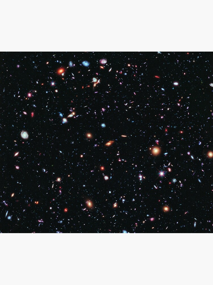 Hubble Extreme Deep Field Image of Outer Space by allhistory