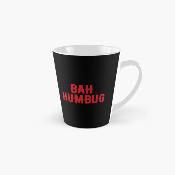 Bah Humbug (red) Tall Mug