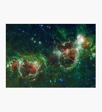 Heart and Soul Nebula IC 1805 Sharpless 2-190 Photographic Print