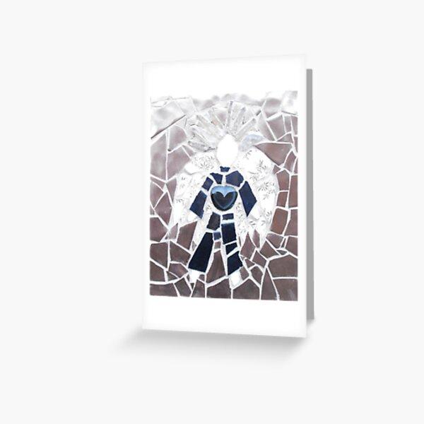 Hells' angel Greeting Card