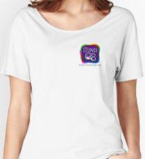 itunesq8 Blog logo Women's Relaxed Fit T-Shirt