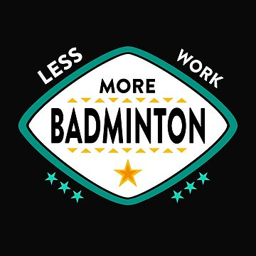 badminton by Britta75