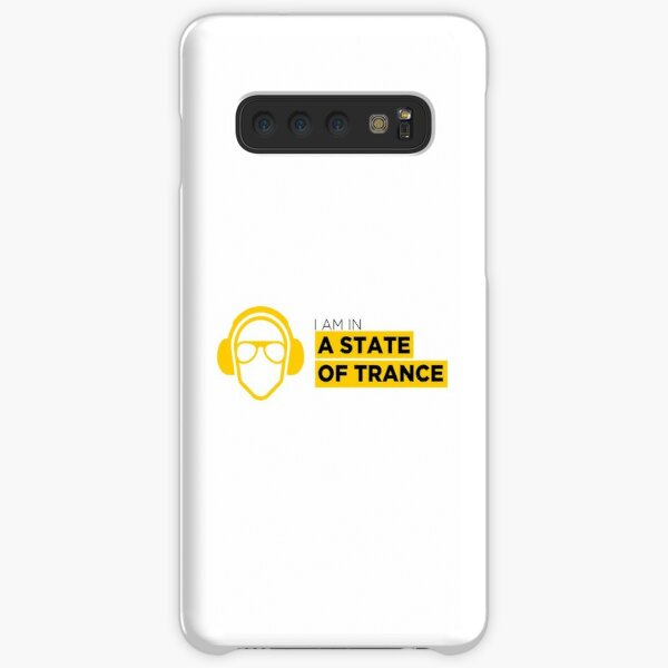 I am in a state of trance Samsung Galaxy Snap Case