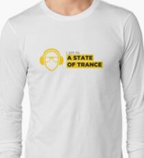 I am in a state of trance Long Sleeve T-Shirt