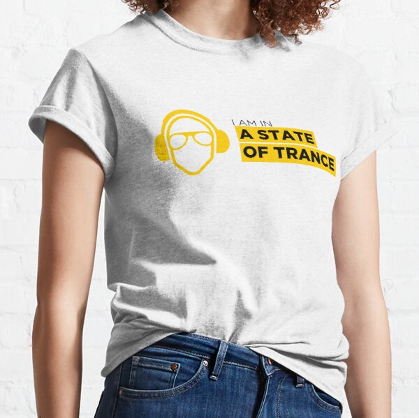 I am in a state of trance Classic T-Shirt