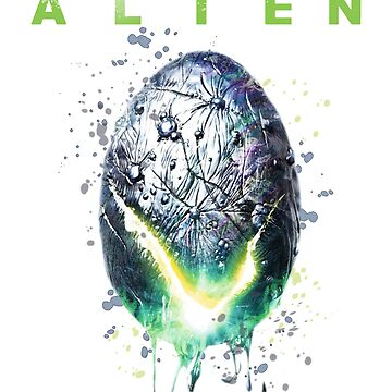 Alien - 40th Anniversary by talskinth