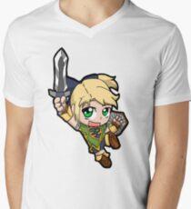 cassie Men's V-Neck T-Shirt