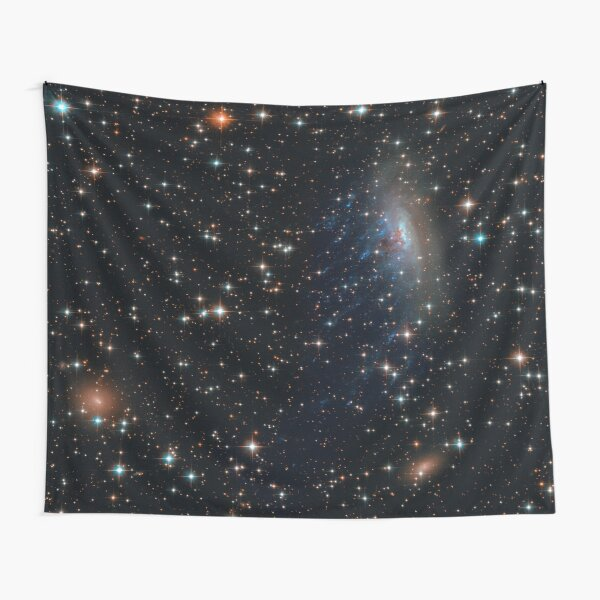 Barred Spiral Galaxy ESO 137-001 in Abell 3627 (Norma Cluster) Tapestry