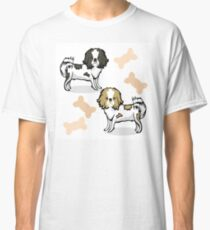 Japanese Chin Dogs Classic T-Shirt