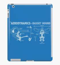 The Aerodynamics of a Basset Hound iPad Case/Skin