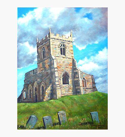 Church Ruin Photographic Print