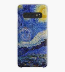 The Starry Night by Vincent van Gogh (1889) Case/Skin for Samsung Galaxy