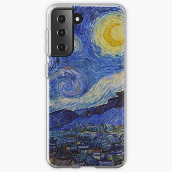 The Starry Night by Vincent van Gogh (1889) Samsung Galaxy Soft Case